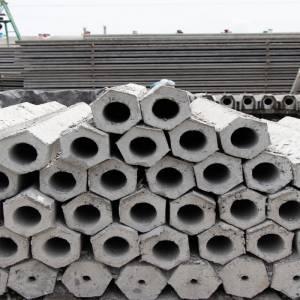 โรงงานผลิตเสารั้วคอนกรีต